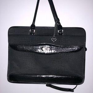 Brighton briefcase